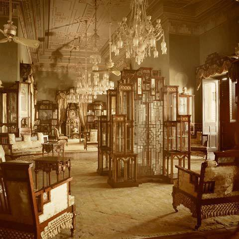 Derry Moore, Interior City Palace, Jaipur