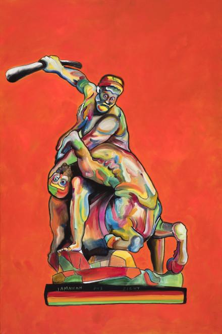 Jim Moir, Jamaican Pub Fight, 2017