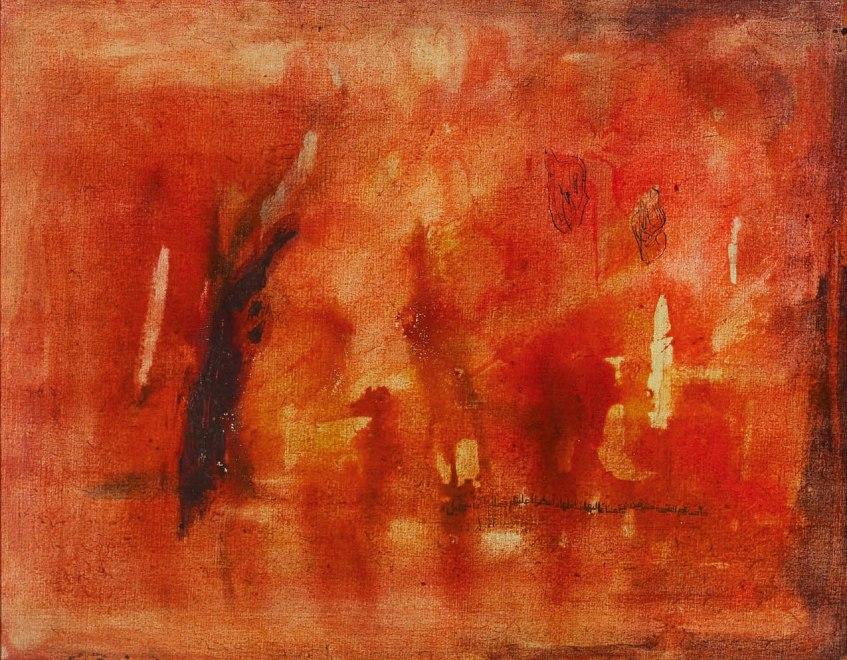 Issam El-Said, Sodom and Gomorrah, 1962