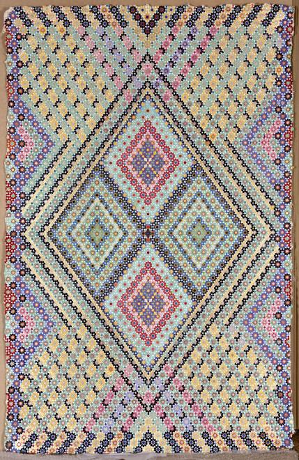 Elisabeth Deane, The Illuminated Carpet, 2019