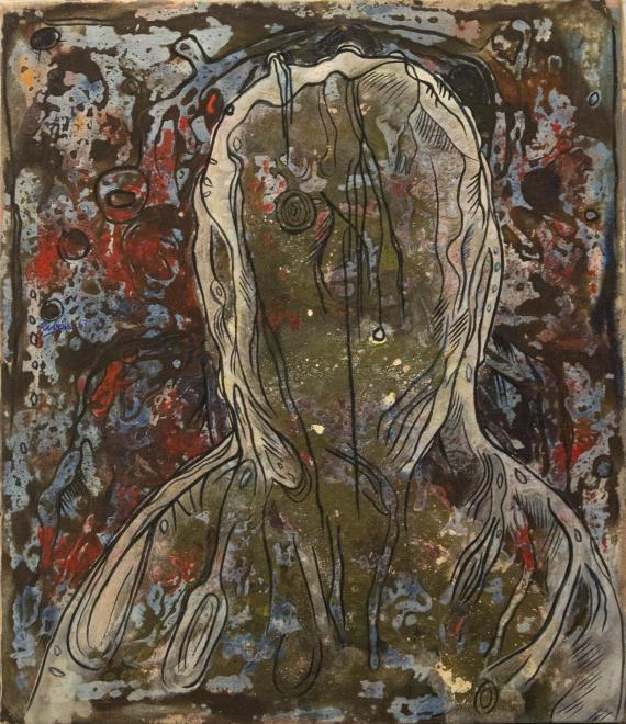 Lancelot Ribeiro, Evolving, 1963