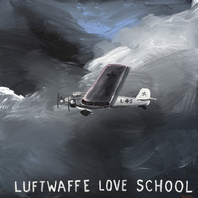 Jim Moir, Luftwaffe Love School