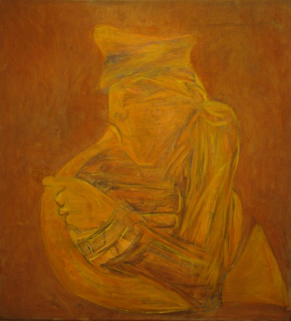 Krishen Khanna, Untitled, c 2000s