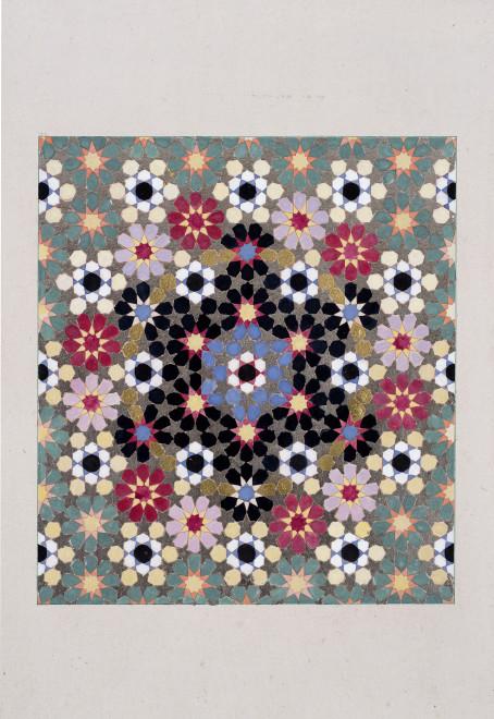 Elisabeth Deane, Flower Circles, 2019
