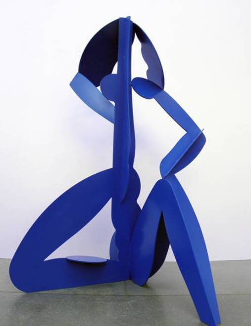 Dhruva Mistry, Seated, 2003-2012
