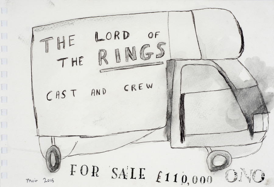 Jim Moir, The Lord of the Rings, 2015