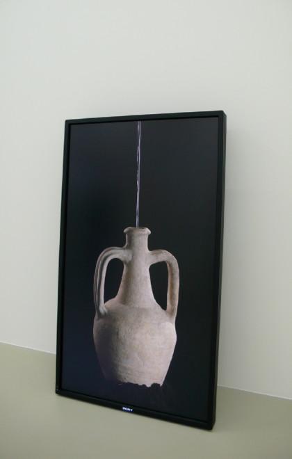 HREINN FRIÐFINNSSON, Untitled (roman amphora), 2009