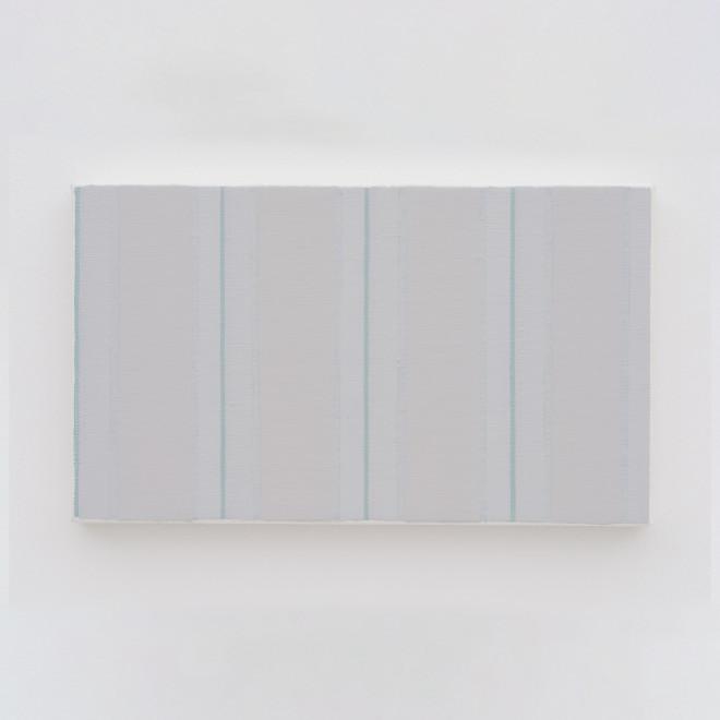 Yui Yaegashi, white-grey-black No.6, 2019