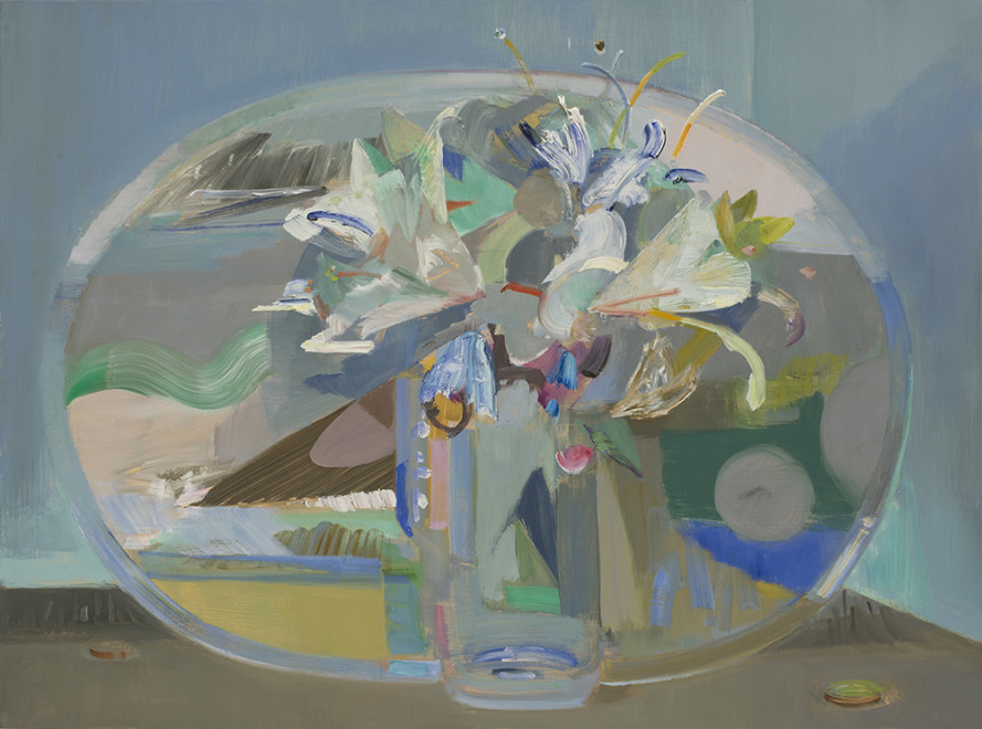 Mairead O´H Eocha, Mirror Lillies, Large, 2016