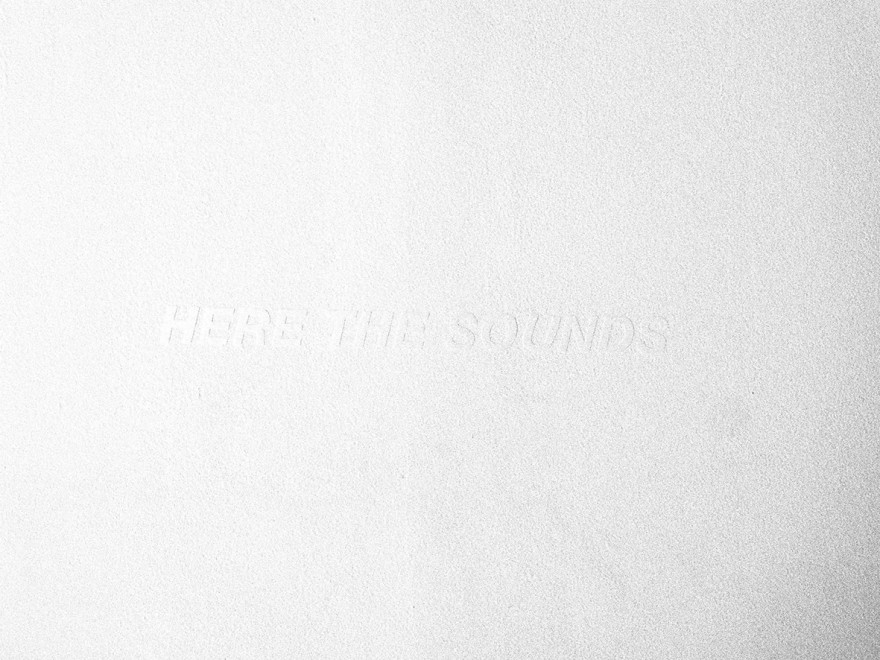 Sachiko M, Here the Sounds, 2014