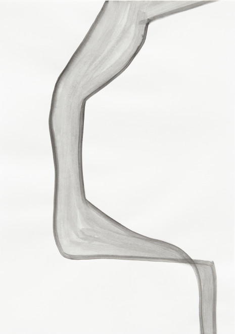 Silvia Bächli, Untitled, 2010