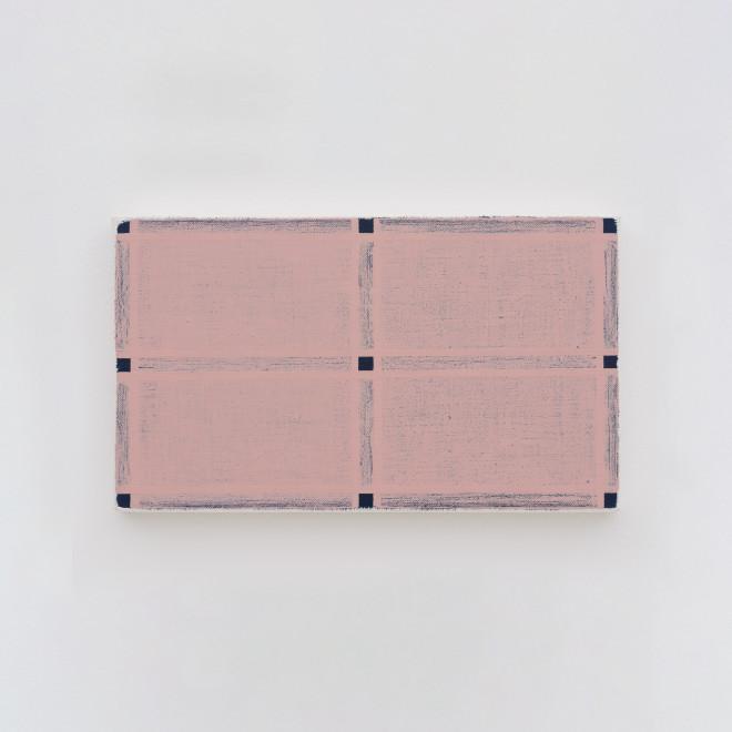 Yui Yaegashi, white-gray-black No.7, 2019