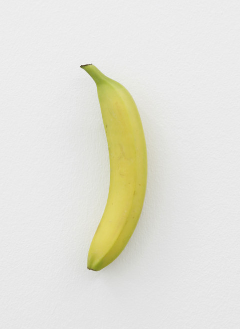 KARIN SANDER, Banana (Kitchen Pieces), 2011 / 2016