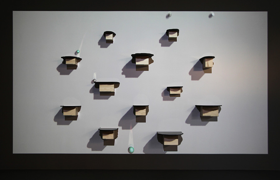 EGILL SÆBJÖRNSSON, Popcorn, 2012