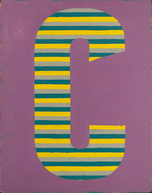 Poul Gernes, Untitled (C), 1965