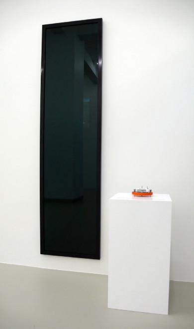 HREINN FRIÐFINNSSON, Study in Black 2, 2009-2010