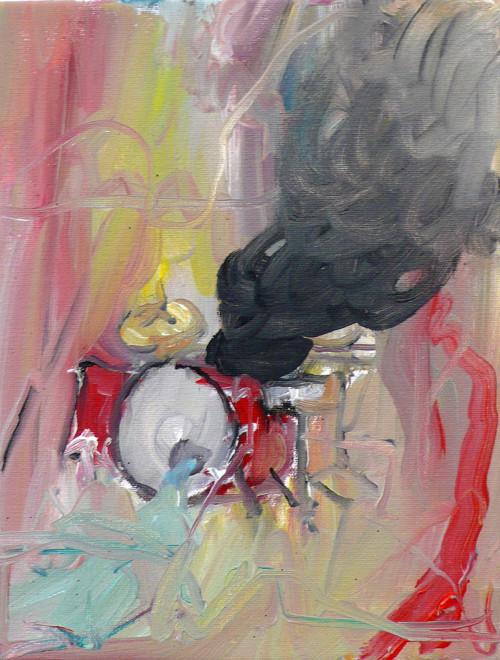 RAGNAR KJARTANSSON, Guilt Trip / Samviskubit (trommur), 2007
