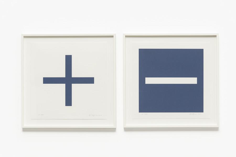 HREINN FRIÐFINNSSON, Untitled (More or Less), 2010