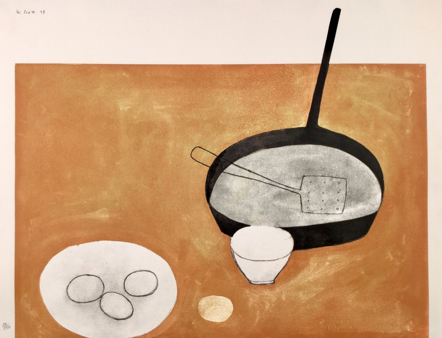 Still life (with Frying Pan)