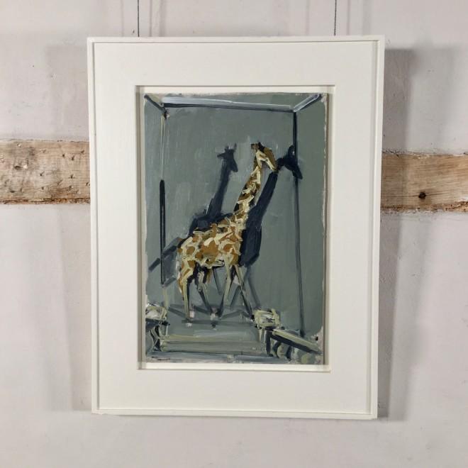 Giraffe, Musée L'Histoire Naturelle, La Rochelle