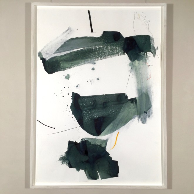 Large Scale Work on Paper II