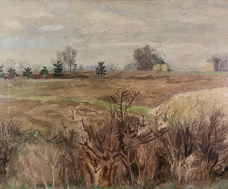 Winter Landscape, Essex