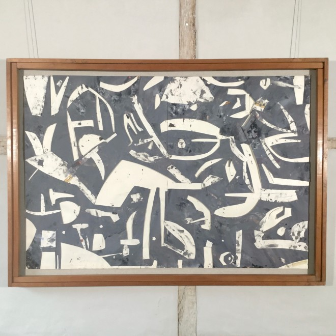 Untitled (Paper Cut-out)