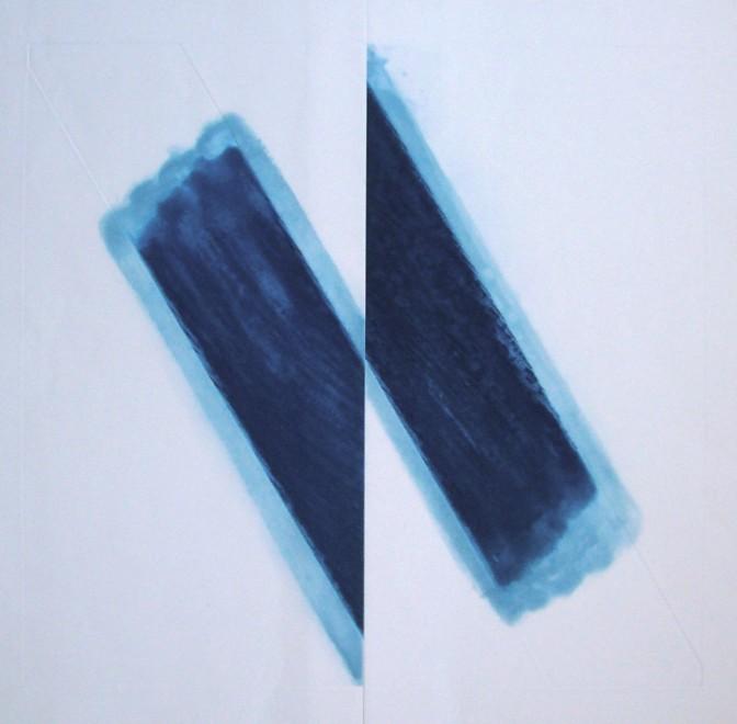 Untitled (Cobalt Blue)