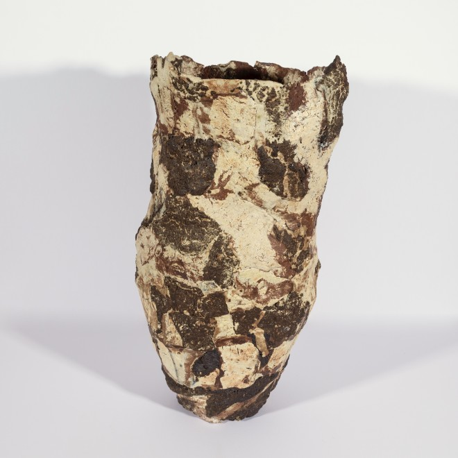 Large conical vessel