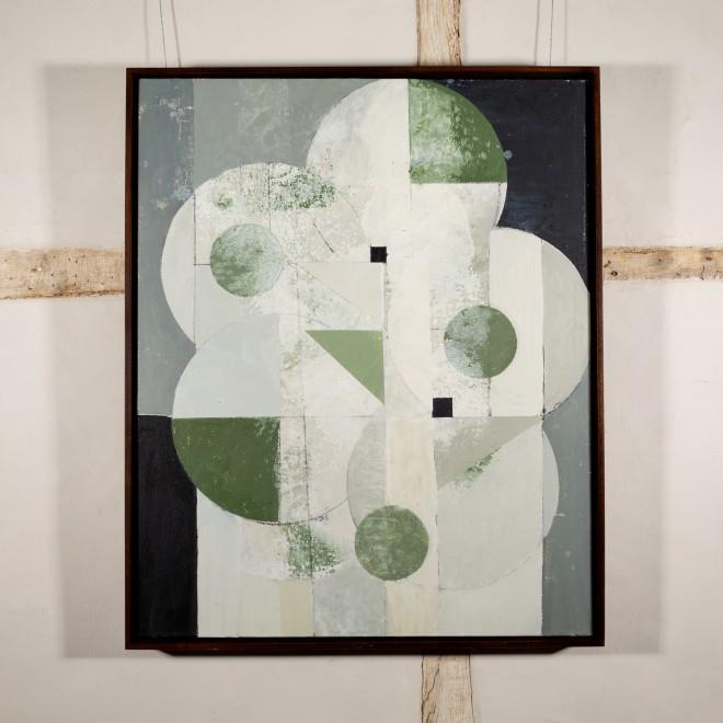 Abstract Tree Green II