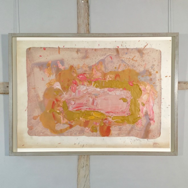 Untitled (Yellow and Pink, New York)