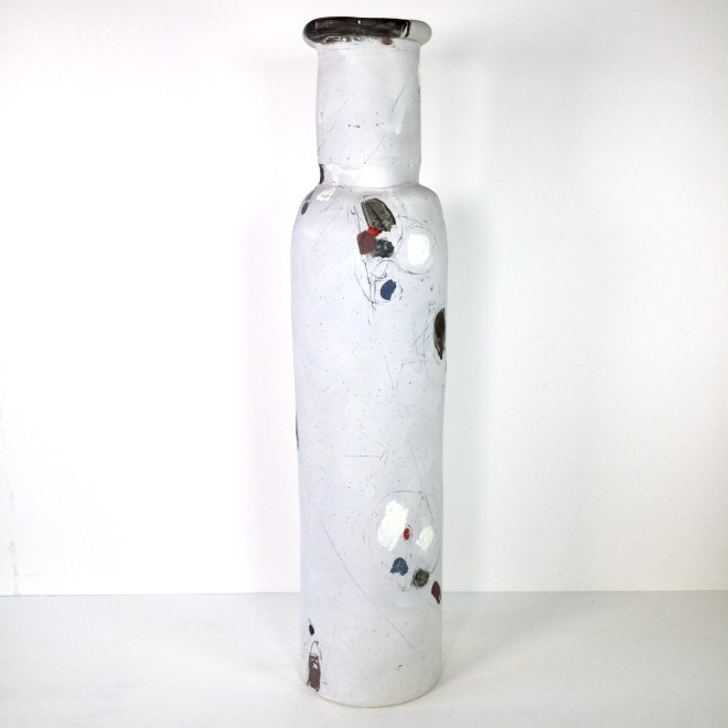 Very tall bottle