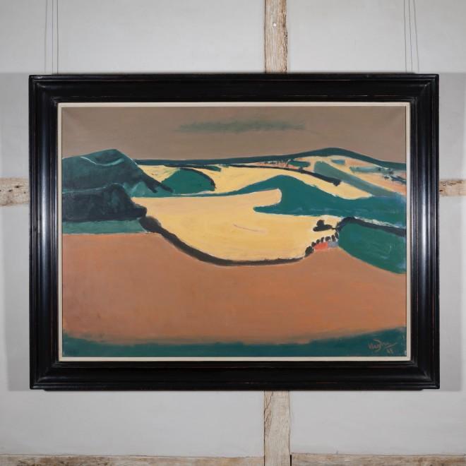 La Plain jaune (The Yellow Plain)