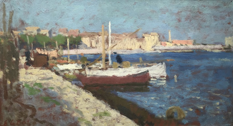Fishing Boats, Martigues