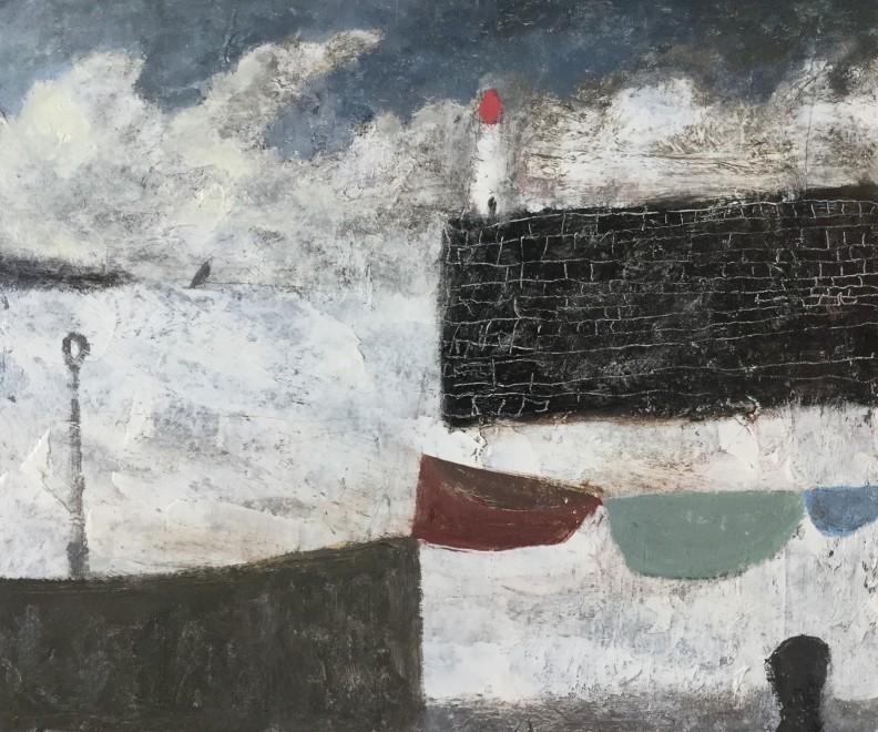 Harbour Wall (II)