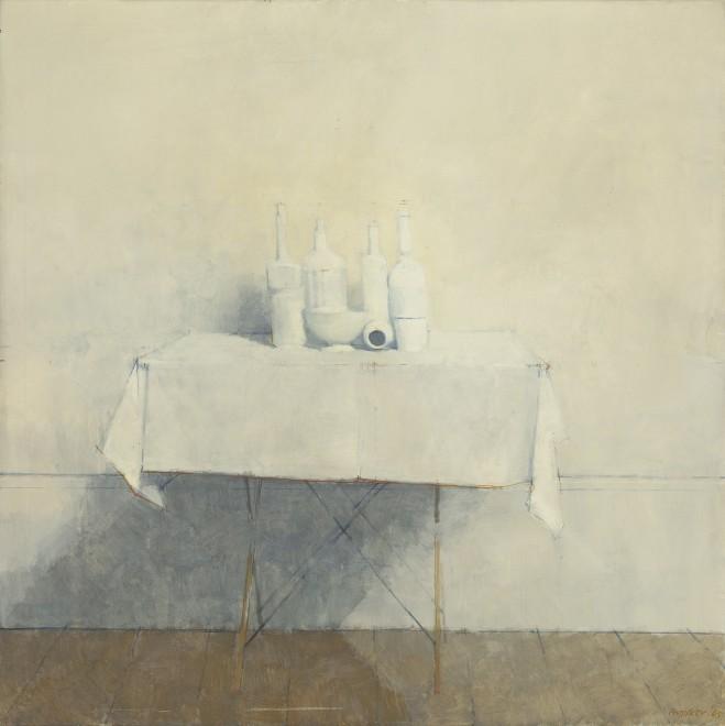White Still life