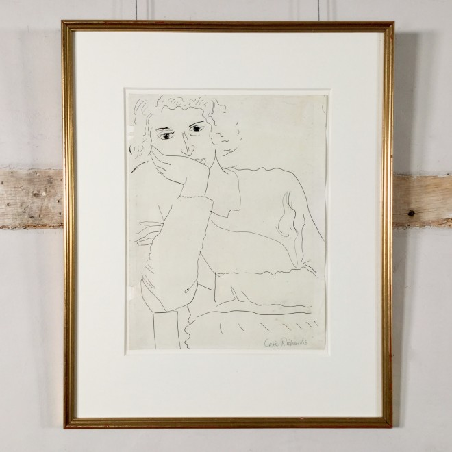 Untitled (Portrait of a Woman)