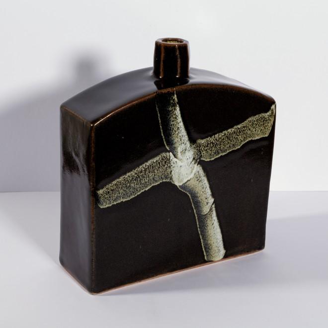 Wide slab bottle III