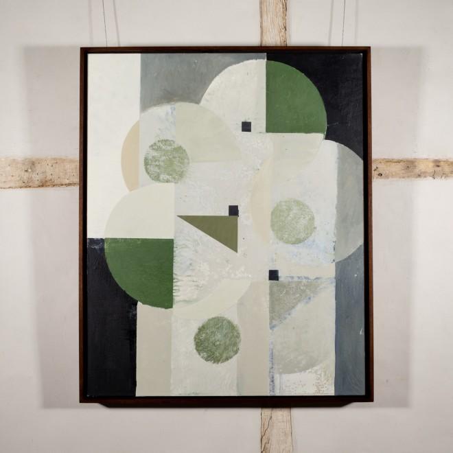 Abstract Tree Green I