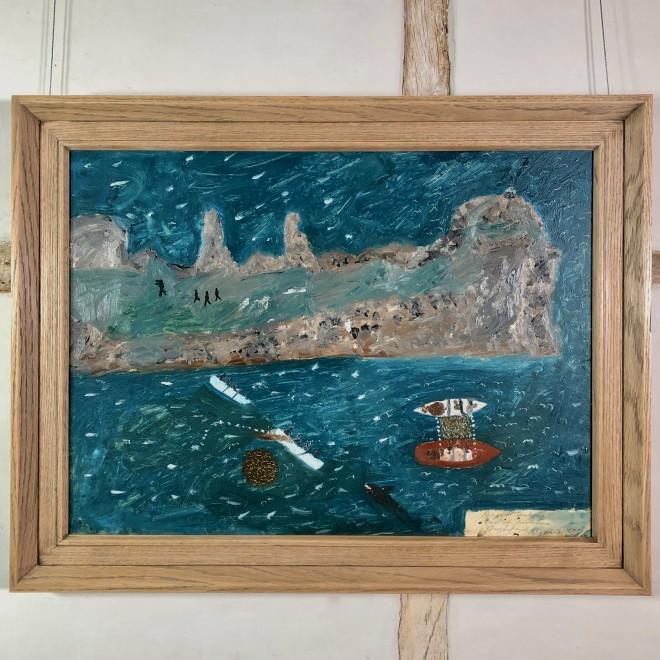 Ringnet Fishing, East of Tormore, Tory Island
