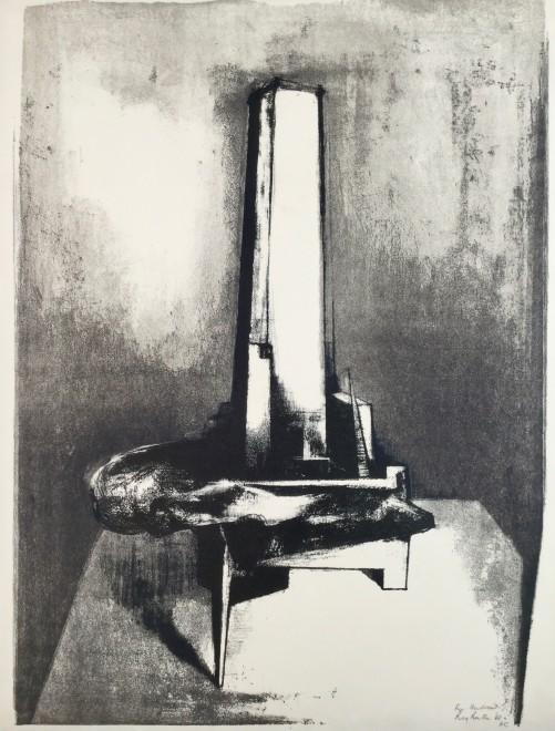 Tower, 5 from Europäische Graphik VI