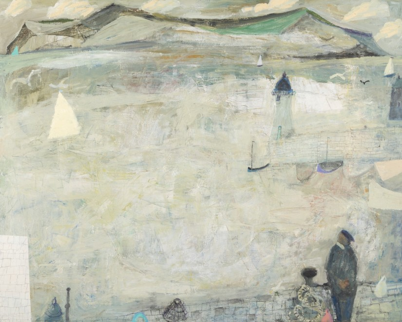 Fisherman and White Harbour