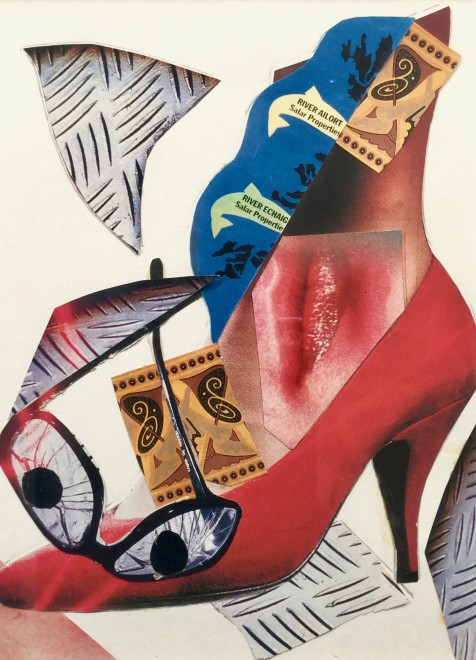 Untitled (The Red Shoe)