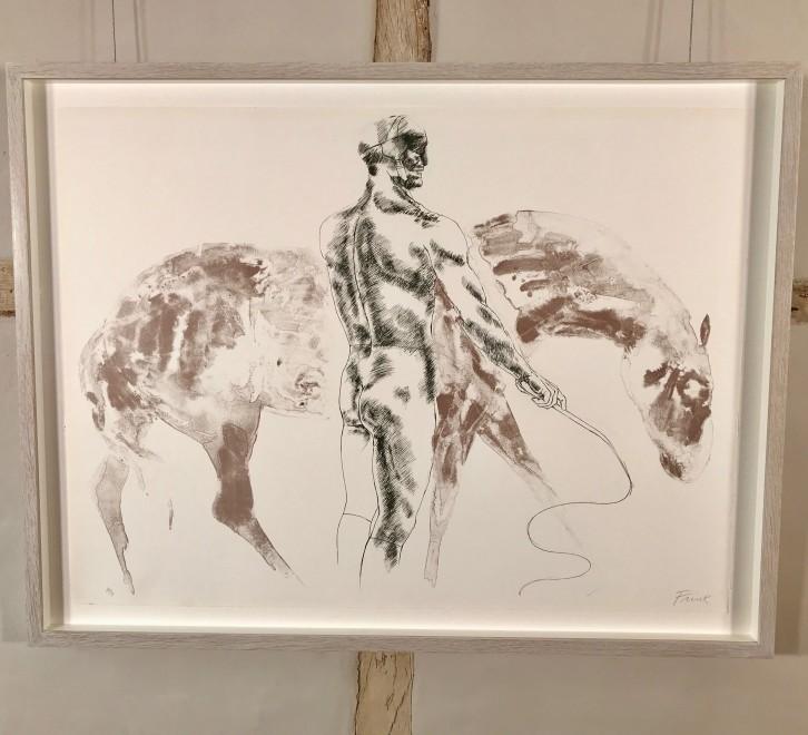 Man and Horse III