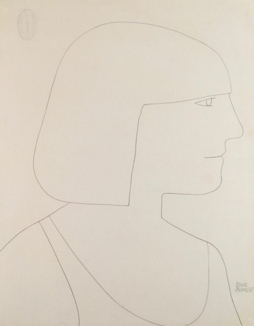 Untitled (Figure in a Vest)