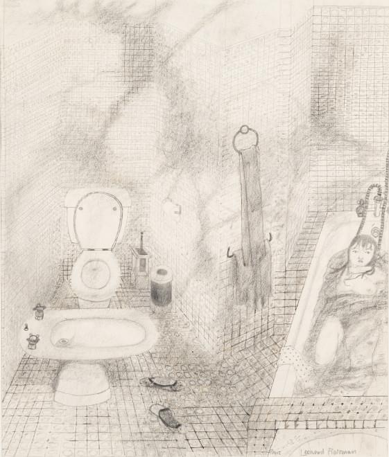 The Hotel Bathroom, Paris
