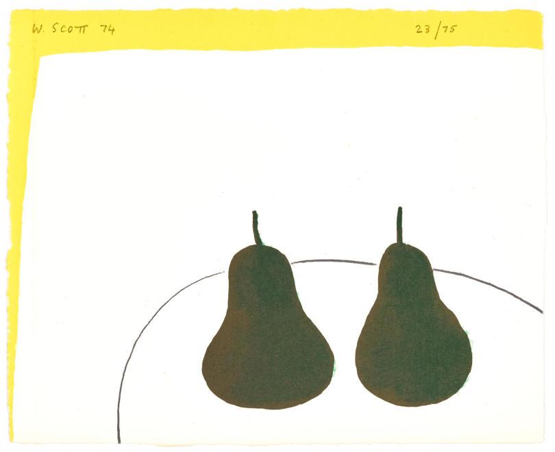 Dark Pears