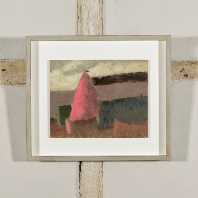 Red Sail and Figure