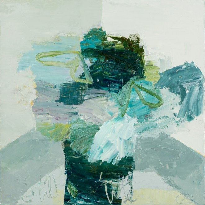Still life (Green-grey)