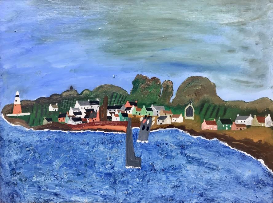 West End Village, Tory Island